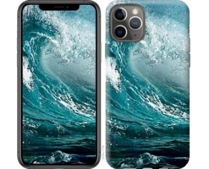 Чехол Морская волна для iPhone 11 Pro
