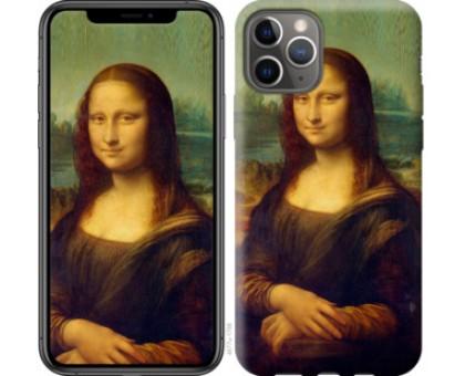 Чехол Мона Лиза1 для iPhone 11 Pro
