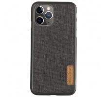 "Накладка G-Case Textiles Dark series для Apple iPhone 11 Pro (5.8"")"