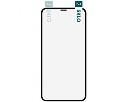 Гибкое защитное стекло SKLO Nano (тех.пак) для Apple iPhone 11 Pro / X / XS (5.8)