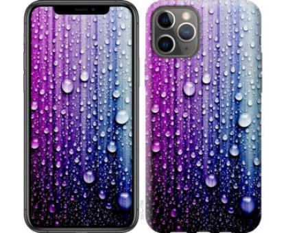 Чехол Капли воды для iPhone 11 Pro