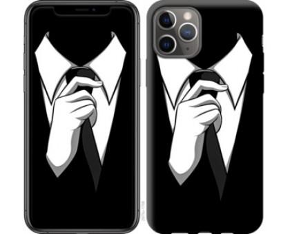 Чехол Галстук для iPhone 11 Pro
