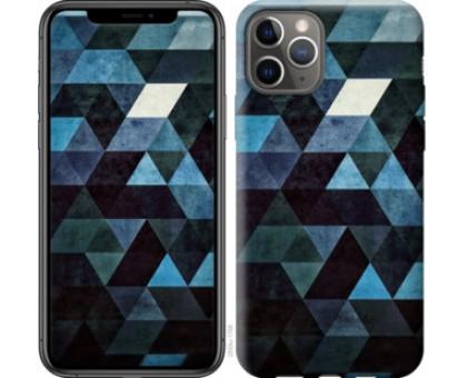 Чехол Треугольники для iPhone 11 Pro