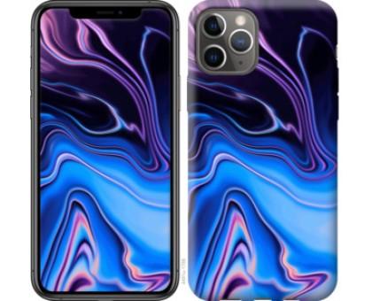Чехол Узор воды для iPhone 11 Pro