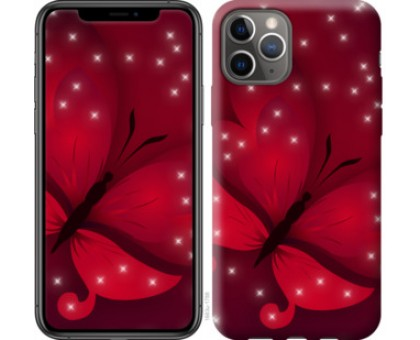 Чехол Лунная бабочка для iPhone 11 Pro
