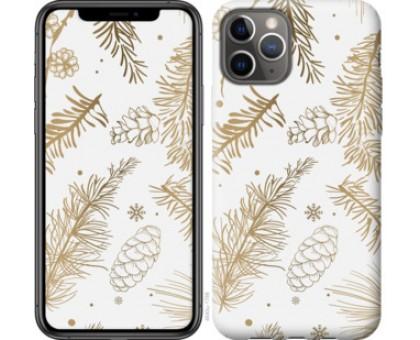 Чехол Зимний для iPhone 11 Pro