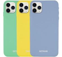 "Чехол Silicone Case GETMAN for Magnet для Apple iPhone 11 Pro (5.8"")"