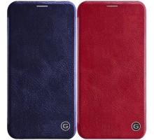 "Кожаный чехол книжка G-Case Vintage Business Series для Apple iPhone 11 Pro (5.8"")"
