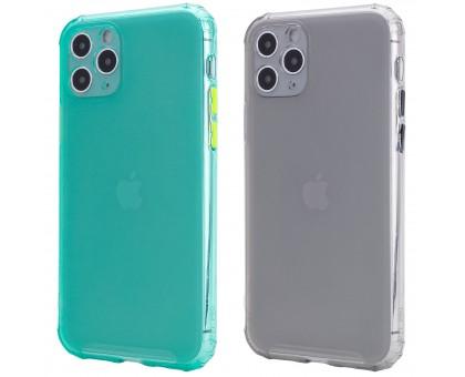TPU чехол Сolor matte для Apple iPhone 11 Pro (5.8)