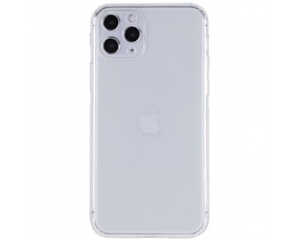 TPU чехол GETMAN Transparent 1,0 mm для Apple iPhone 11 Pro (5.8)