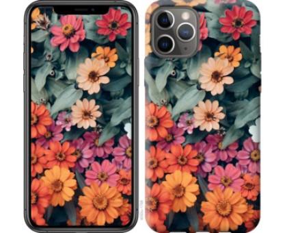 Чехол Beauty flowers для iPhone 11 Pro