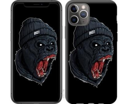 Чехол Обезьяна в ярости для iPhone 11 Pro