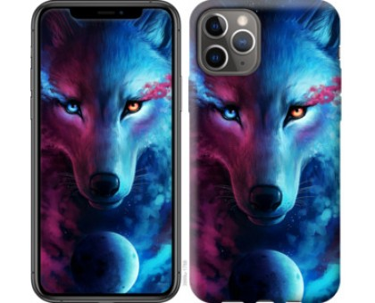 Чехол Арт-волк для iPhone 11 Pro