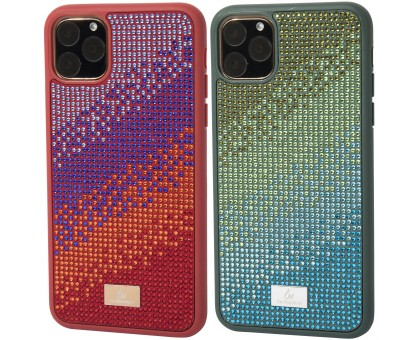 TPU чехол Bling World Rainbown Design для Apple iPhone 11 Pro (5.8)