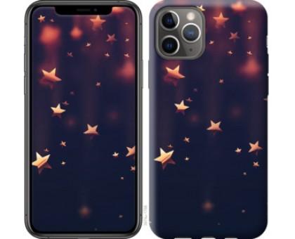 Чехол Падающие звезды для iPhone 11 Pro