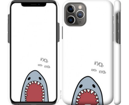 Чехол Акула для iPhone 11 Pro