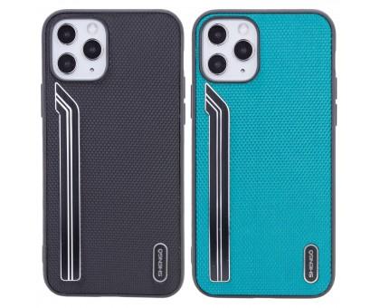 TPU чехол SHENGO Textile series для Apple iPhone 11 Pro (5.8)