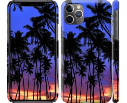 Чехол Пальмы для iPhone 11 Pro Max