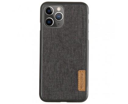 Накладка G-Case Textiles Dark series для Apple iPhone 11 Pro Max (6.5)