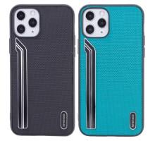 "TPU чехол SHENGO Textile series для Apple iPhone 11 Pro Max (6.5"")"