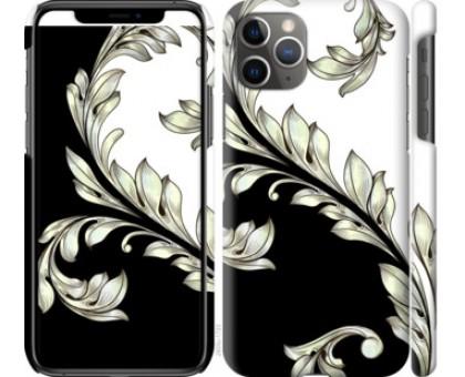 Чехол White and black 1 для iPhone 11 Pro Max