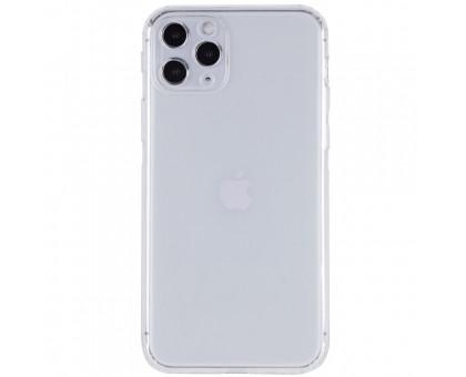 TPU чехол GETMAN Transparent 1,0 mm для Apple iPhone 11 Pro Max (6.5)
