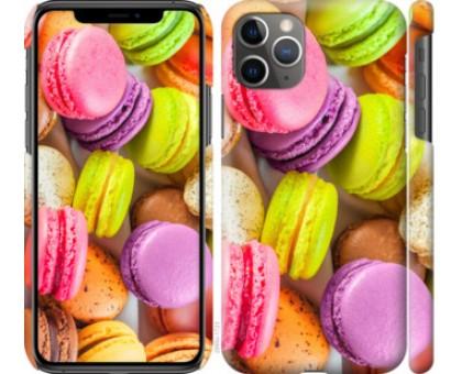 Чехол Макаруны для iPhone 11 Pro Max