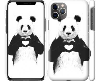 Чехол All you need is love для iPhone 11 Pro Max