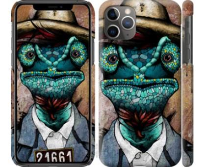 Чехол Хамелеон в розыске для iPhone 11 Pro Max