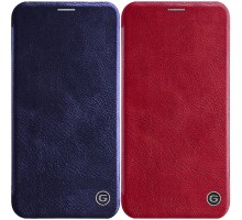 "Кожаный чехол книжка G-Case Vintage Business Series для Apple iPhone 11 Pro Max (6.5"")"