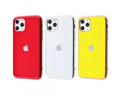 TPU чехол GLOSSY LOGO для Apple iPhone 11 Pro Max (6.5)