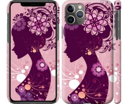 Чехол Силуэт девушки для iPhone 11 Pro Max