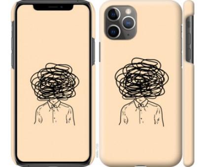 Чехол Мысли для iPhone 11 Pro Max