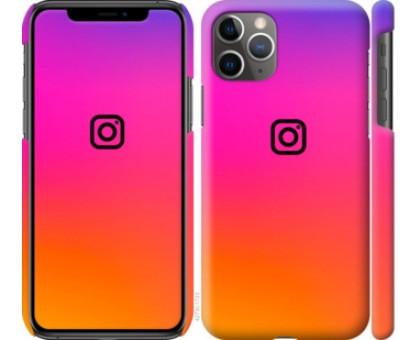 Чехол Instagram для iPhone 11 Pro Max