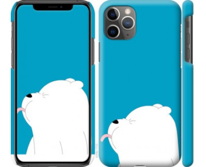 Чехол Мишка 1 для iPhone 11 Pro Max
