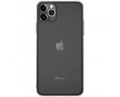 TPU чехол Epic Premium Transparent для Apple iPhone 11 Pro Max (6.5)