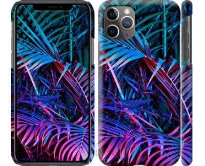 Чехол Папоротник под ультрафиолетом для iPhone 11 Pro Max