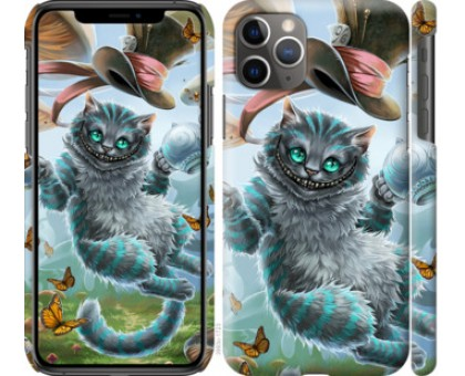 Чехол Чеширский кот 2 для iPhone 11 Pro Max
