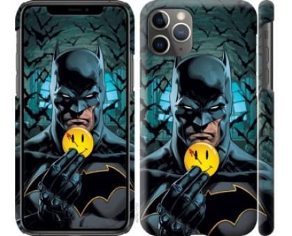 Чехол Бэтмен 2 для iPhone 11 Pro Max