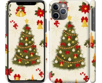 Чехол Новогодняя елка для iPhone 11 Pro Max