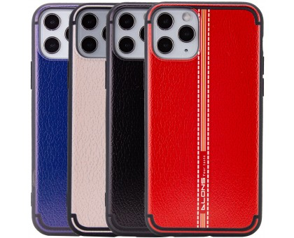 TPU чехол DLONS Lenny Series для Apple iPhone 11 Pro Max (6.5)