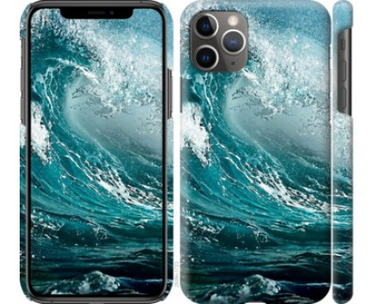 Чехол Морская волна для iPhone 11 Pro Max