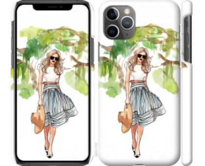 Чехол Девушка арт 2 для iPhone 11 Pro Max