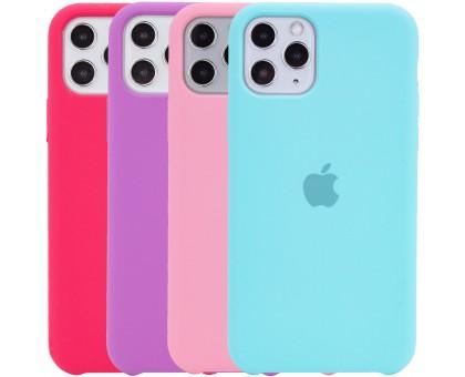 Чехол Silicone Case (AA) для Apple iPhone 11 Pro Max (6.5)