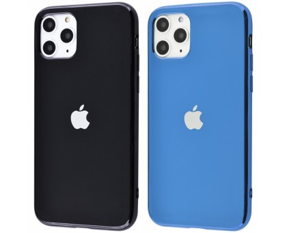TPU чехол Matte LOGO для Apple iPhone 11 Pro Max (6.5)