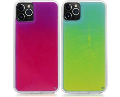 Неоновый чехол Neon Sand glow in the dark для Apple iPhone 11 Pro Max (6.5)