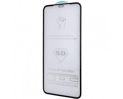 Защитное стекло 5D Hard (full glue) (тех.пак) для Apple iPhone 11 Pro Max (6.5) / XS Max