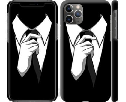 Чехол Галстук для iPhone 11 Pro Max