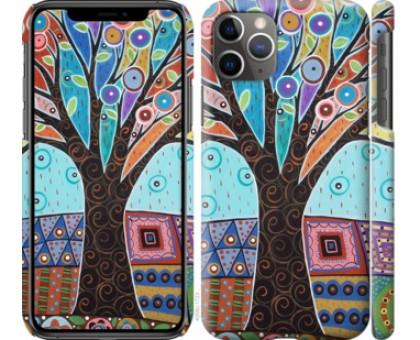 Чехол Арт-дерево для iPhone 11 Pro Max