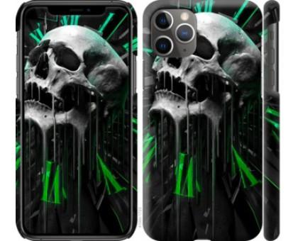Чехол Череп-часы для iPhone 11 Pro Max